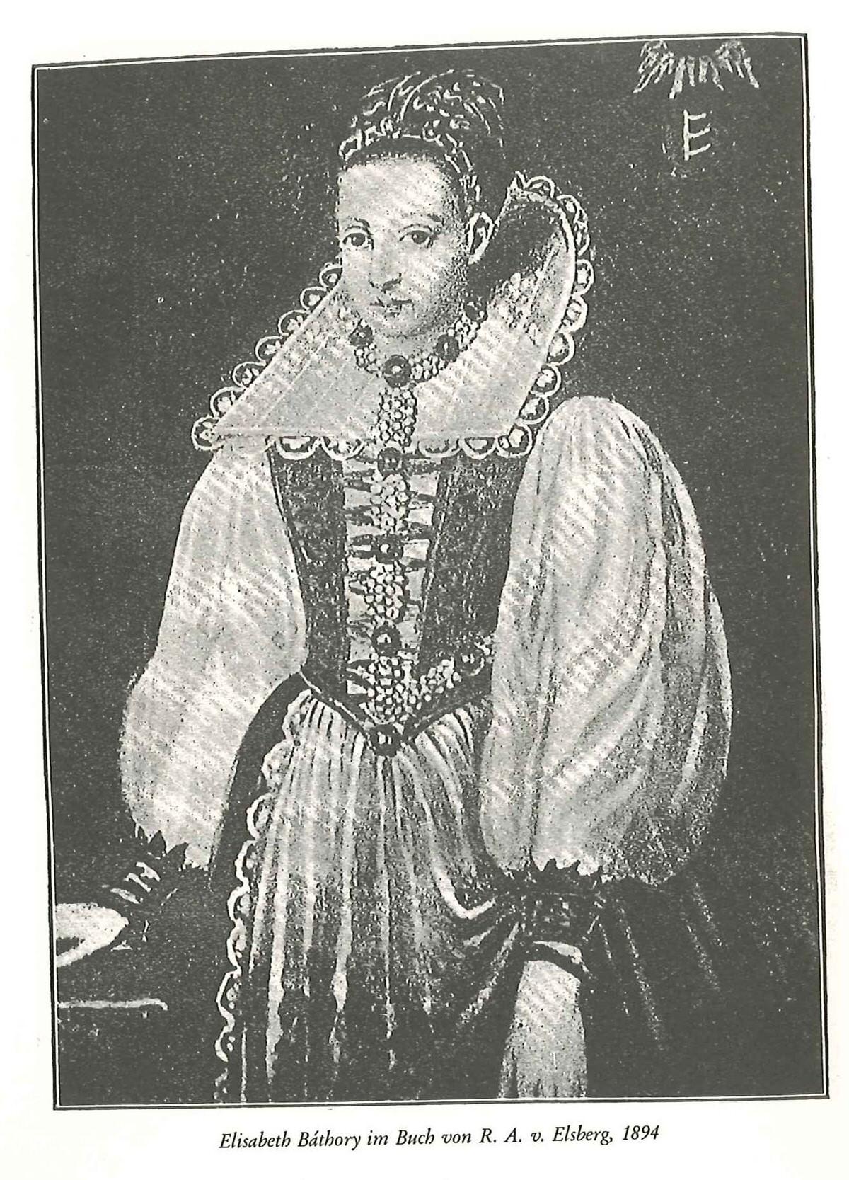 Gräfin Elisabeth Bathory